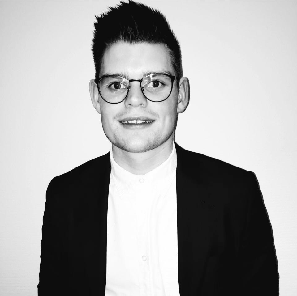 Jón Gísli Ström, Marketing Director of Ormsson
